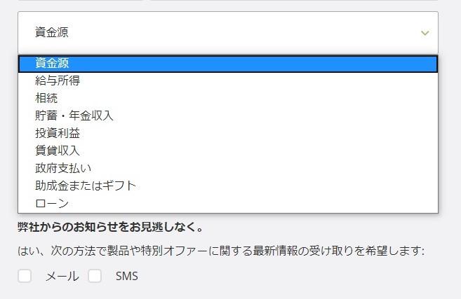 エコペイズアカウント作成3