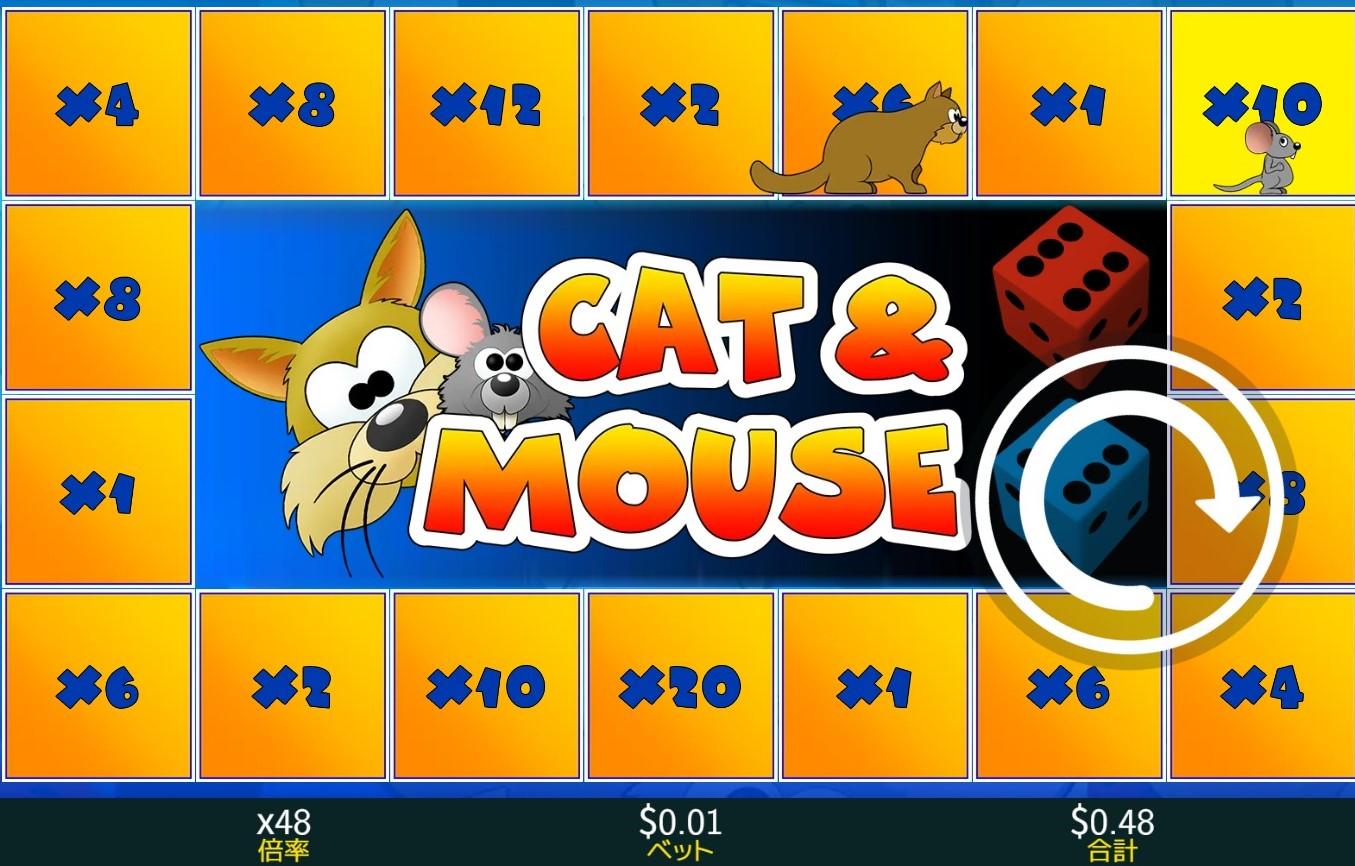 ネコとネズミの大激闘アイキャッチ